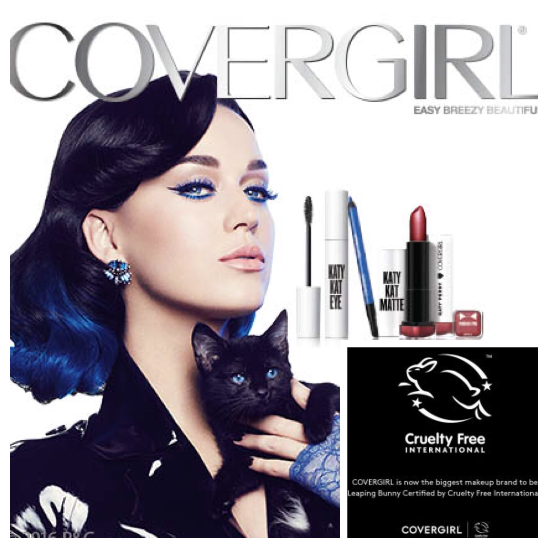 Covergirl Is Now The Largest Makeup